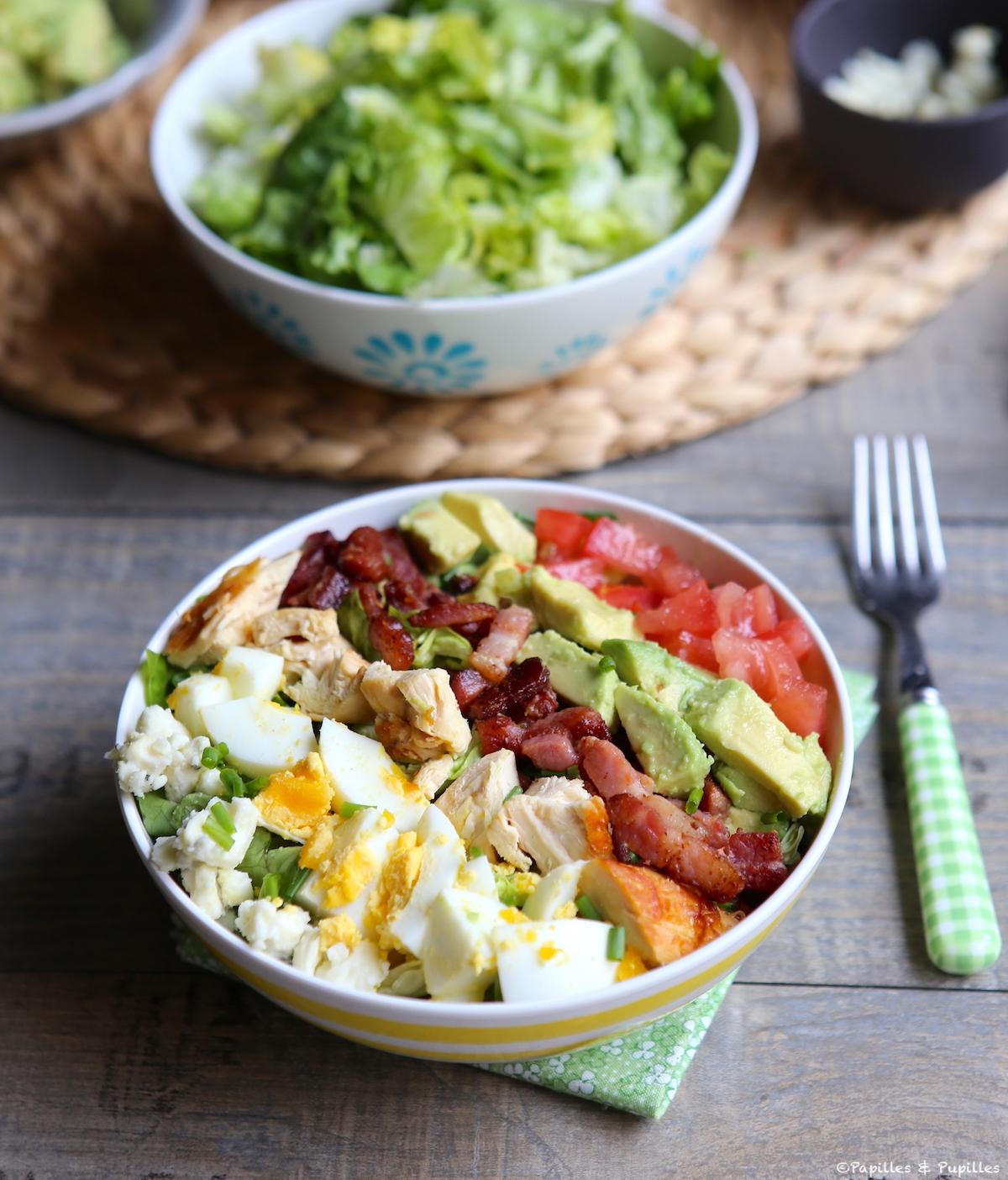 Salade Cobb