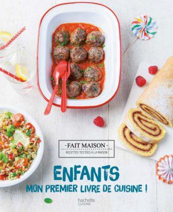 Enfants - mon premier livre de cuisine