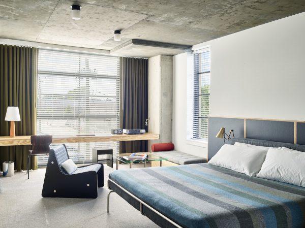 Ace Hôtel - chambre