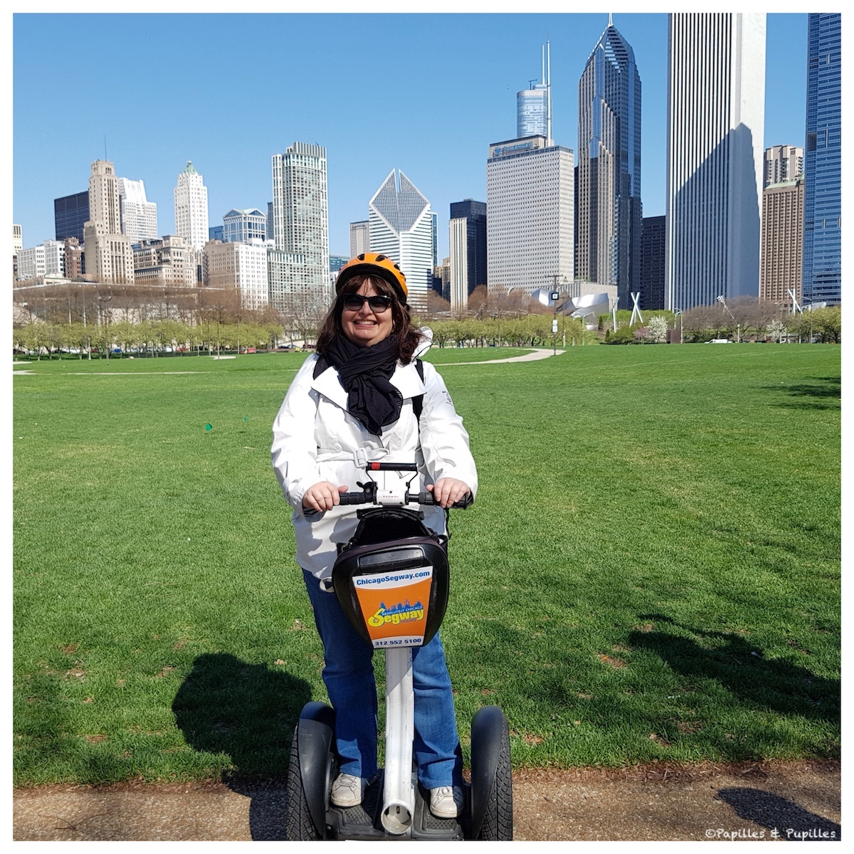 Anne - Segway Chicago