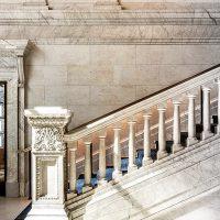 Kimpton Gray Hotel - escalier