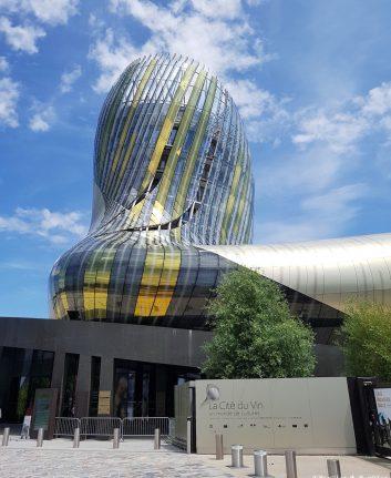 Latitude 20 - La Cité du Vin