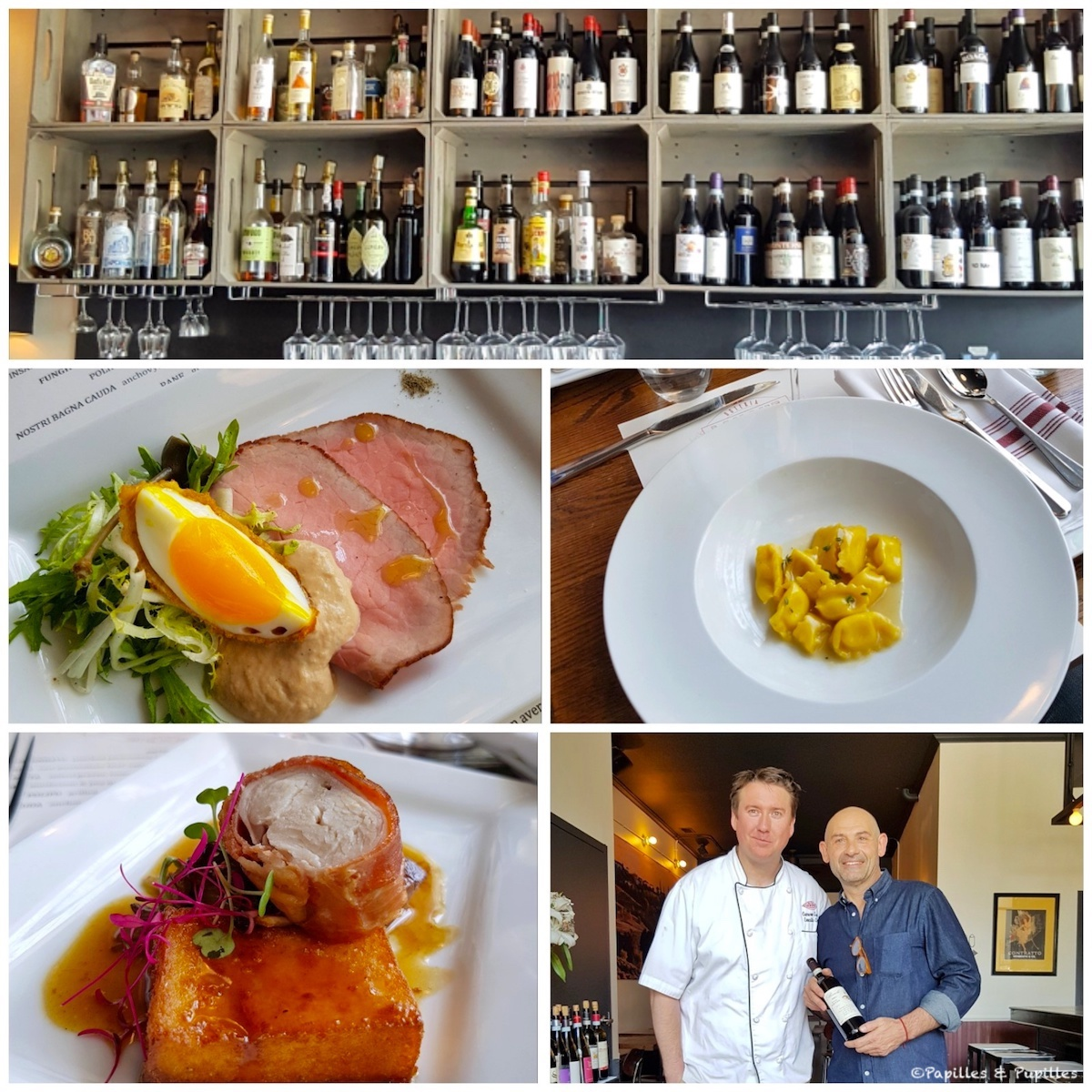 Osteria Langhe - Chicago