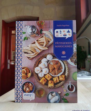 Pâtisseries marocaines - Nadia Paprikas