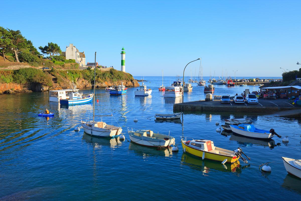 Port de Doëlan - Bretagne ©e andre quinou shutterstock