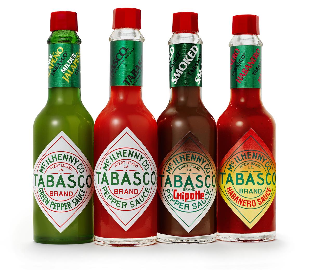 Sauces Tabasco