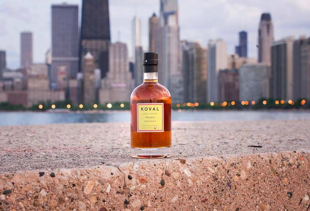 Whiskey Koval - Skyline - Chicago