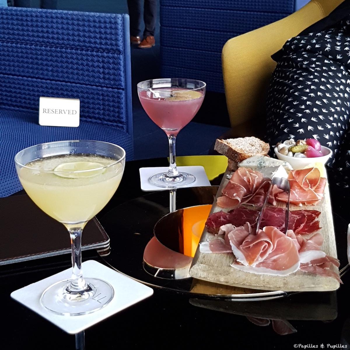 Cocktails Skyfall lounge - Delano, Las Vegas