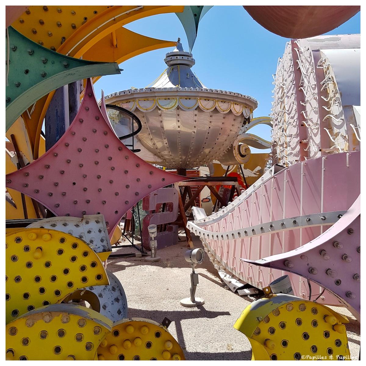 Enseignes - Neon Museum Las Vegas