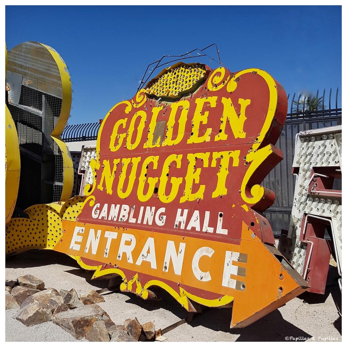 Golden Nugget - Neon Museum - Las Vegas