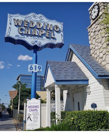 Graceland Wedding Chapel - Las Vegas