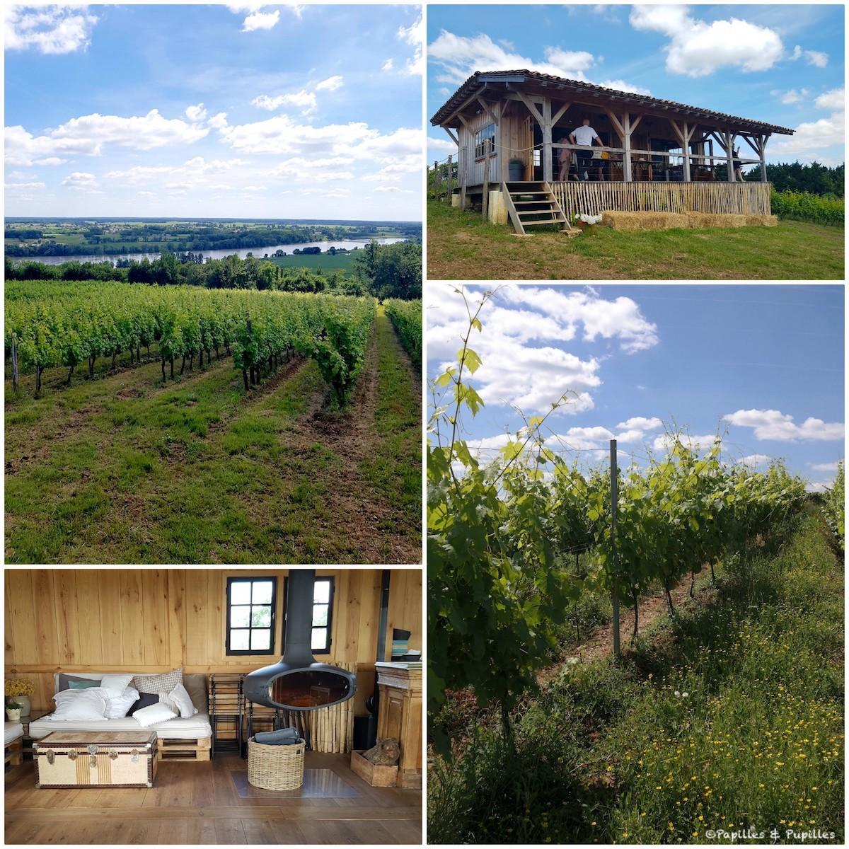 La Cabane dans les Vignes - Tabanac