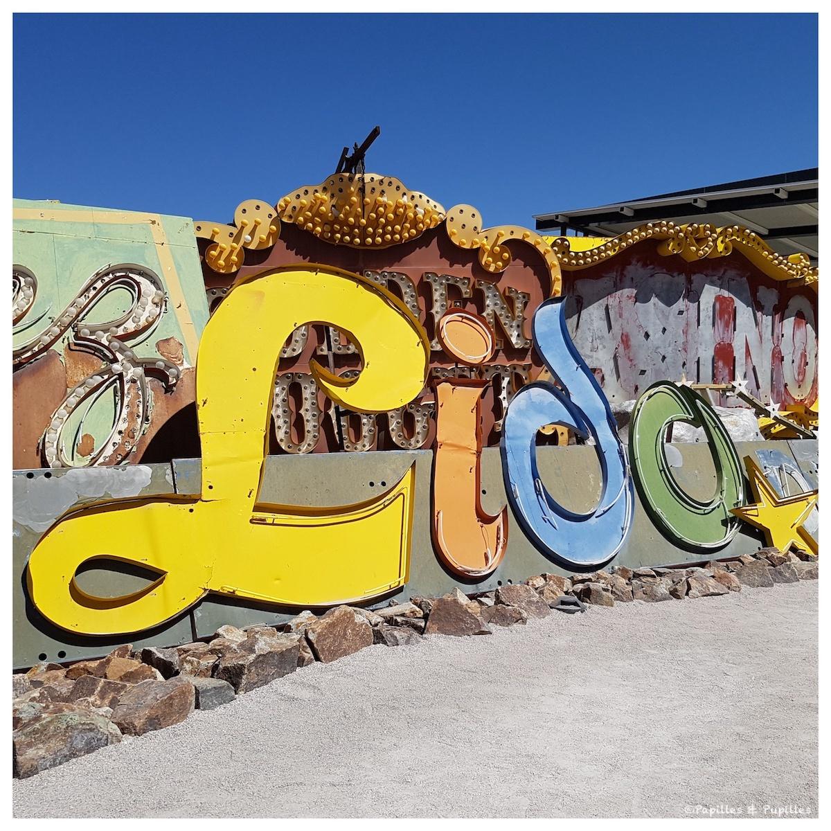 Lido - Neon Museum - Las Vegas
