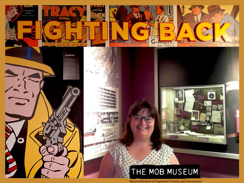 Mob Museum - Photo souvenir