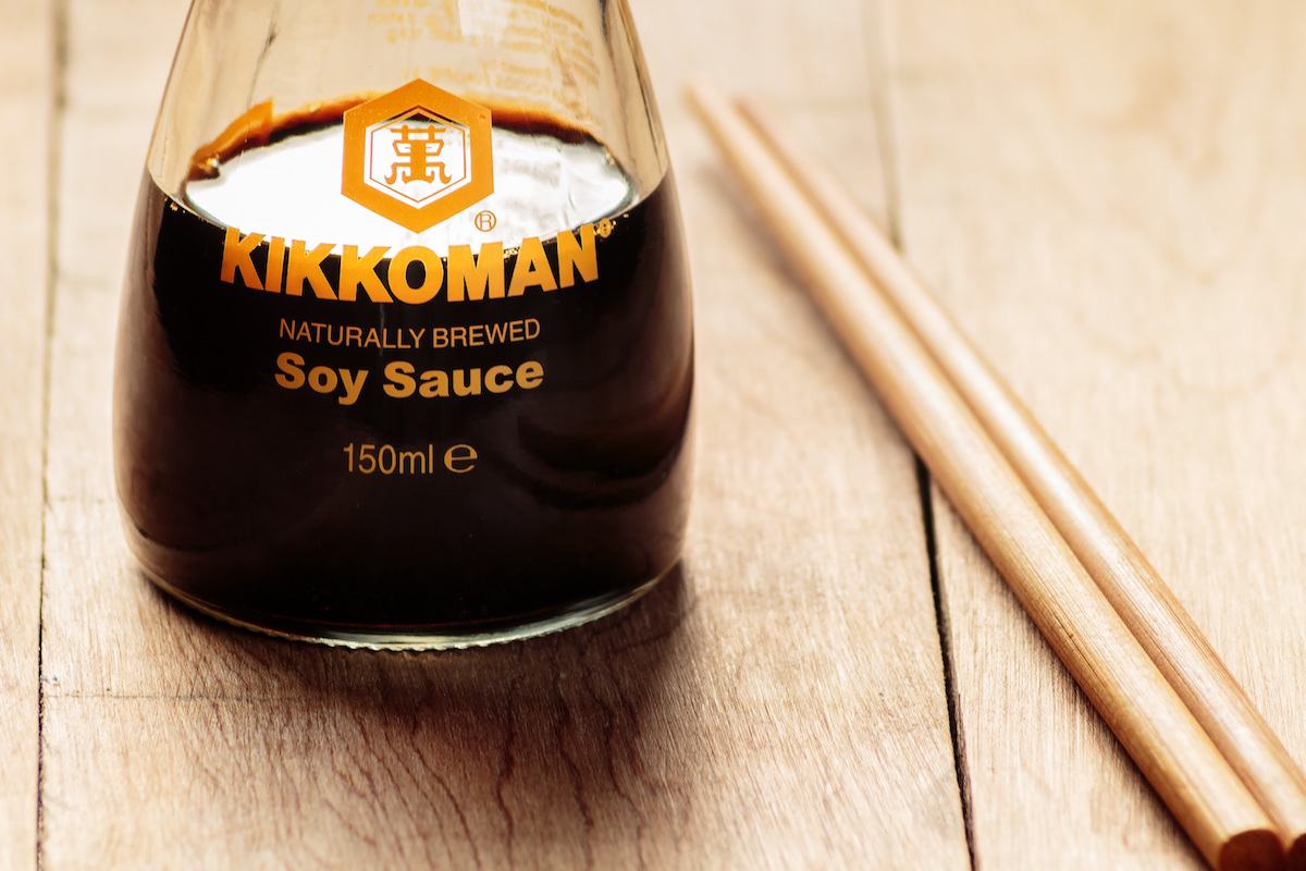 Sauce soja © DarioZg shutterstock
