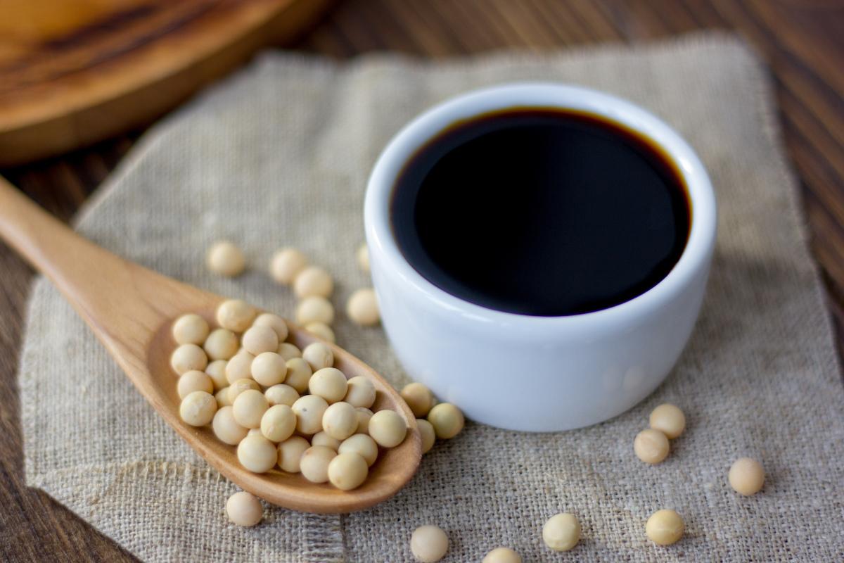 Sauce soja ©Sharaf Maksumov shutterstock