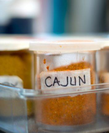 Epices Cajun ©AHphotosWPG Shutterstock
