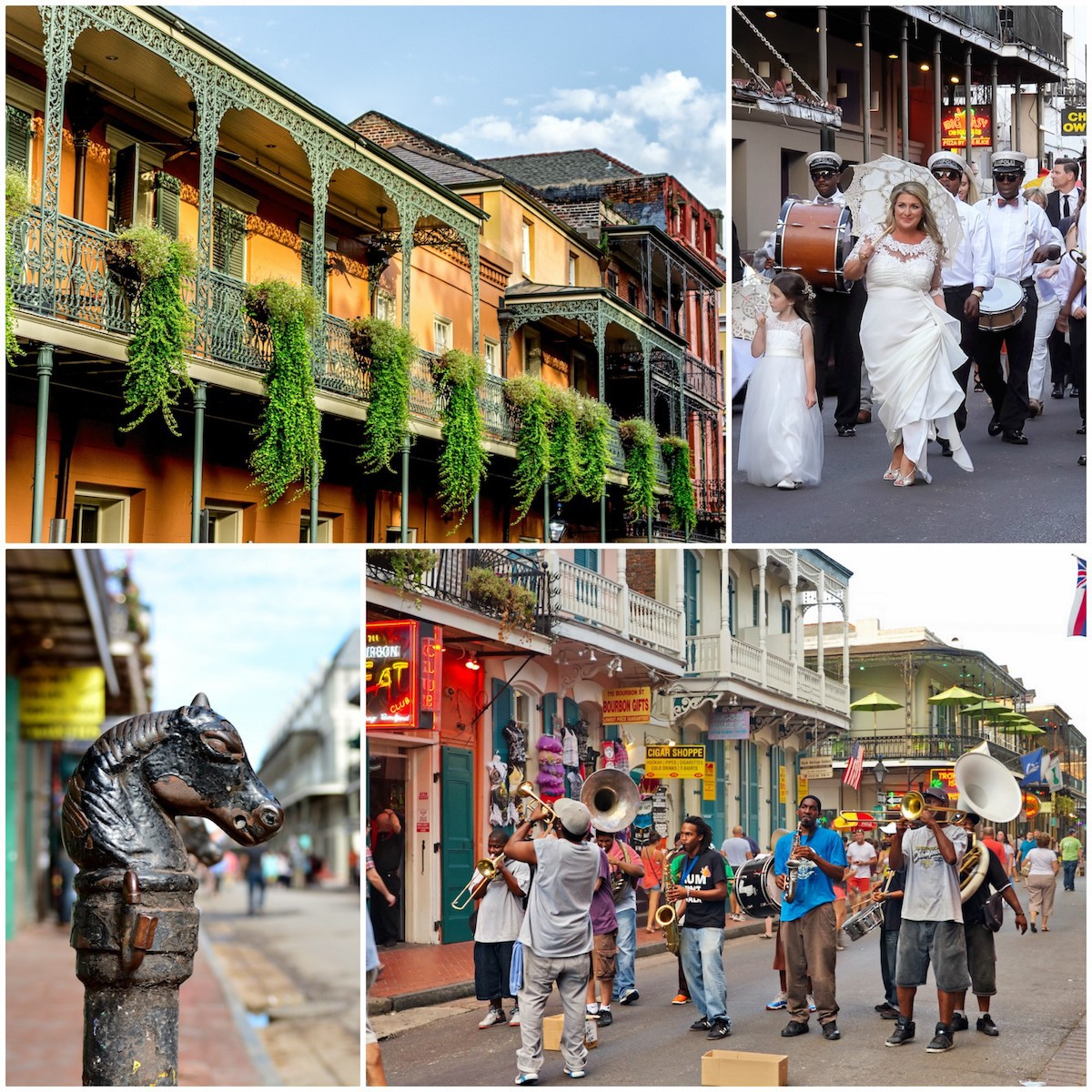 Quartier Français - Nouvelle Orléans