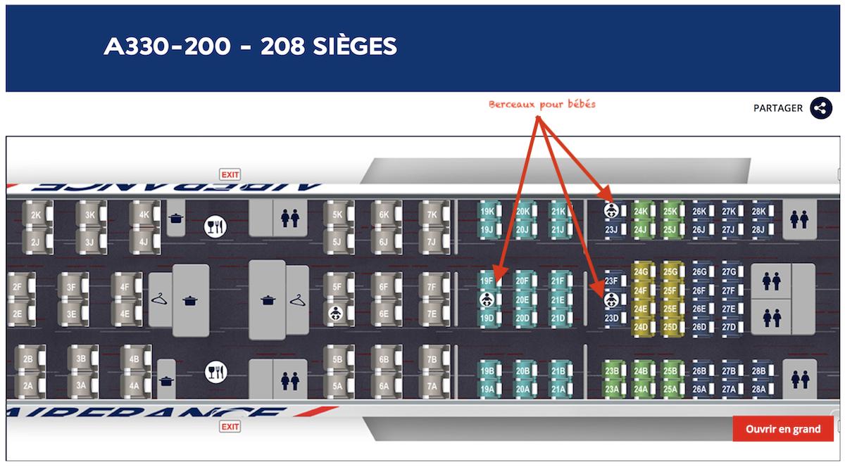 Plan airbus
