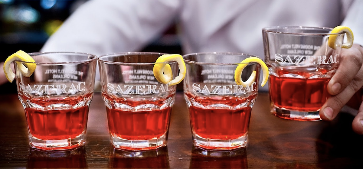 Sazerac bar - Nouvelle Orléans