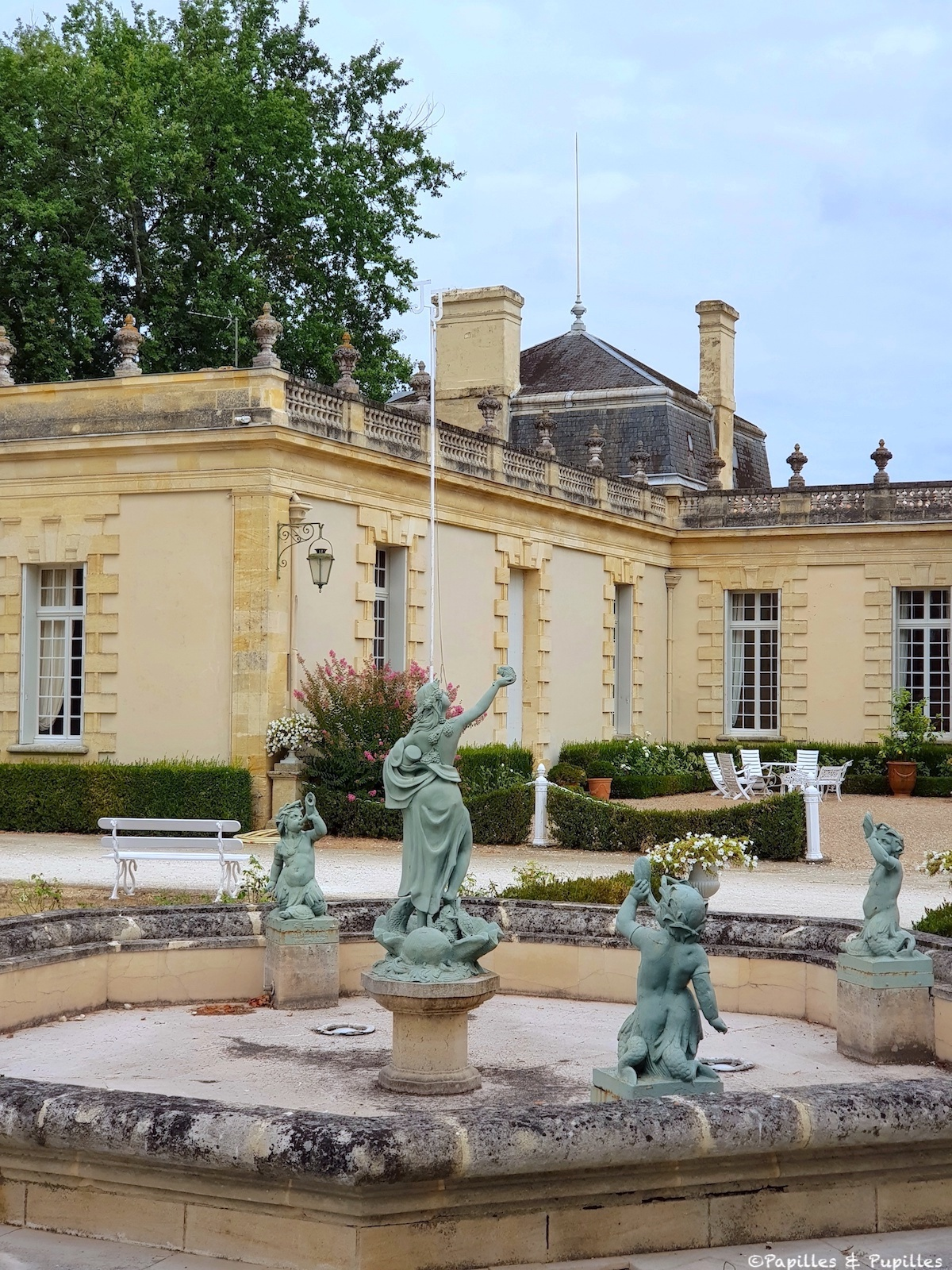 Château Haut Sarpe