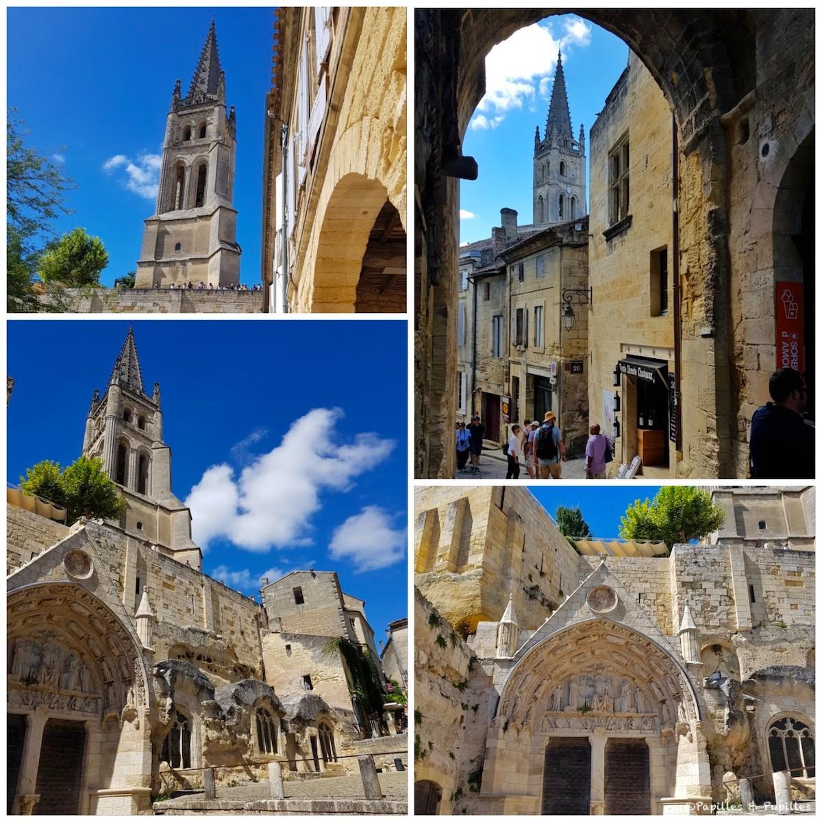 Eglise - Saint Emilion