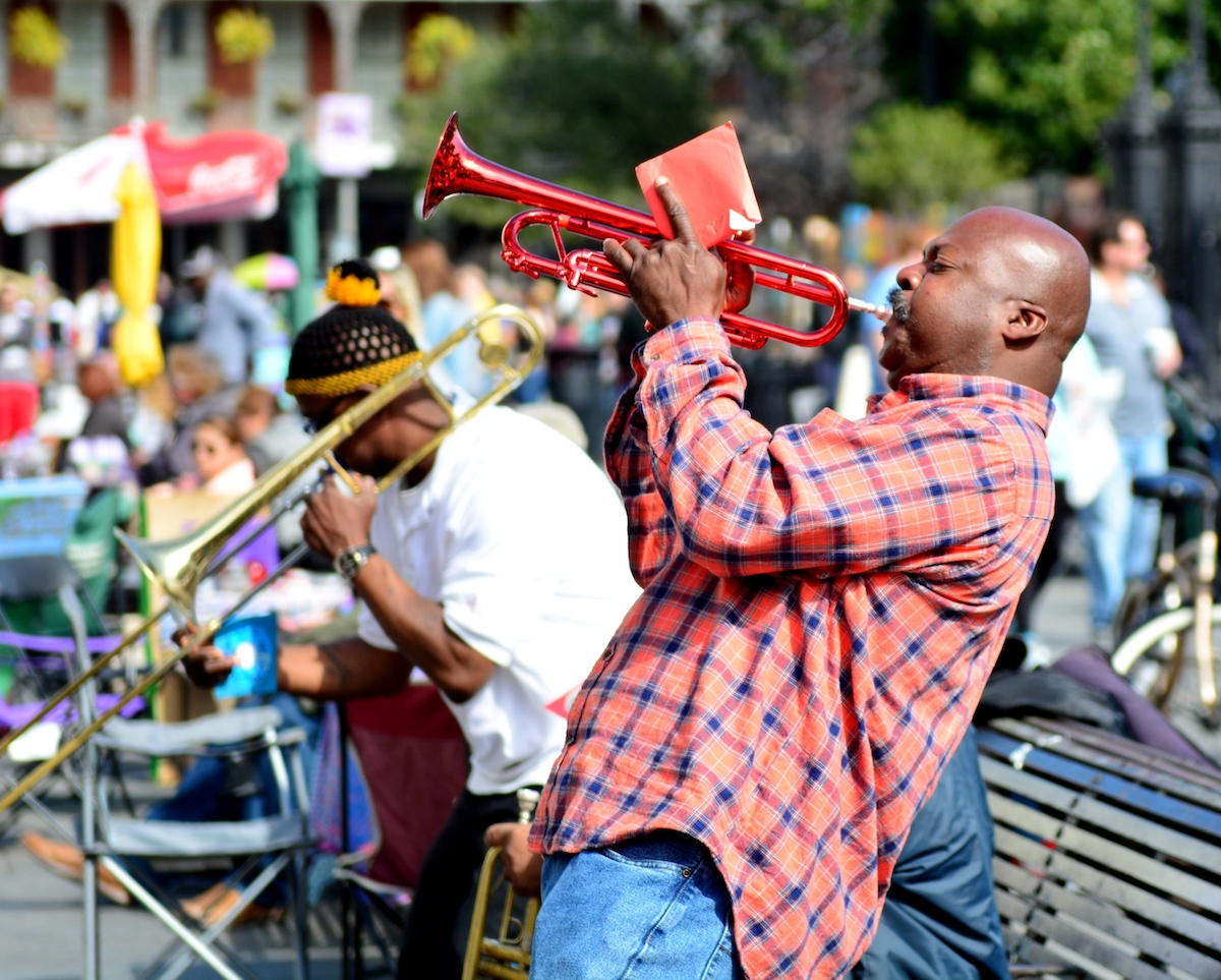 Jazz in New Orleans ©Chuck Wagner shutterstock