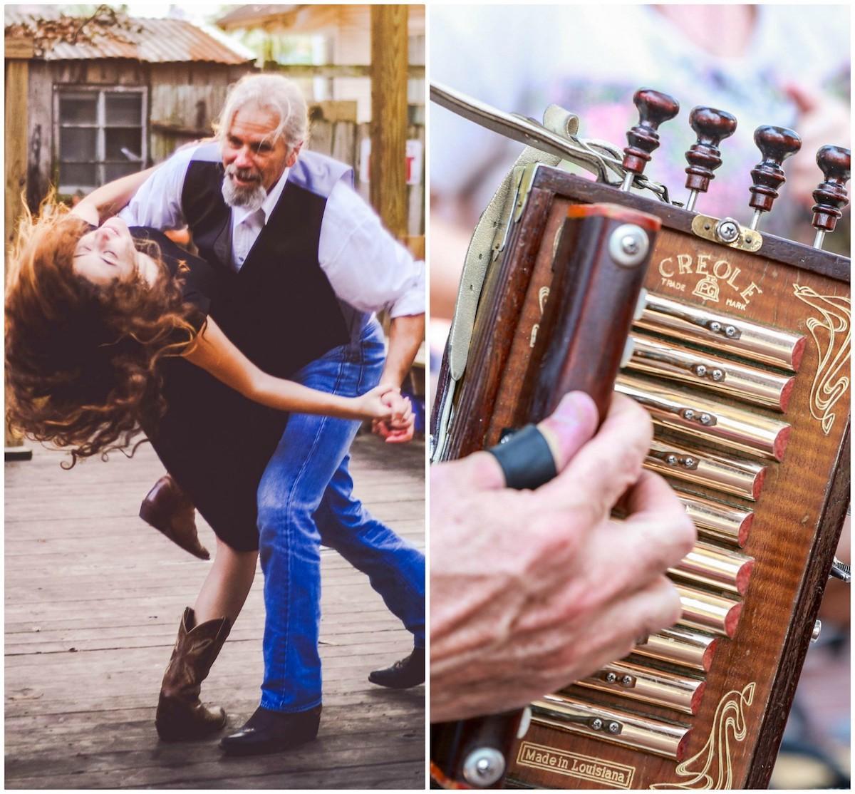 Lafayette - Musique et Danse