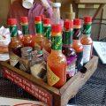 Les différentes variétés de Tabasco