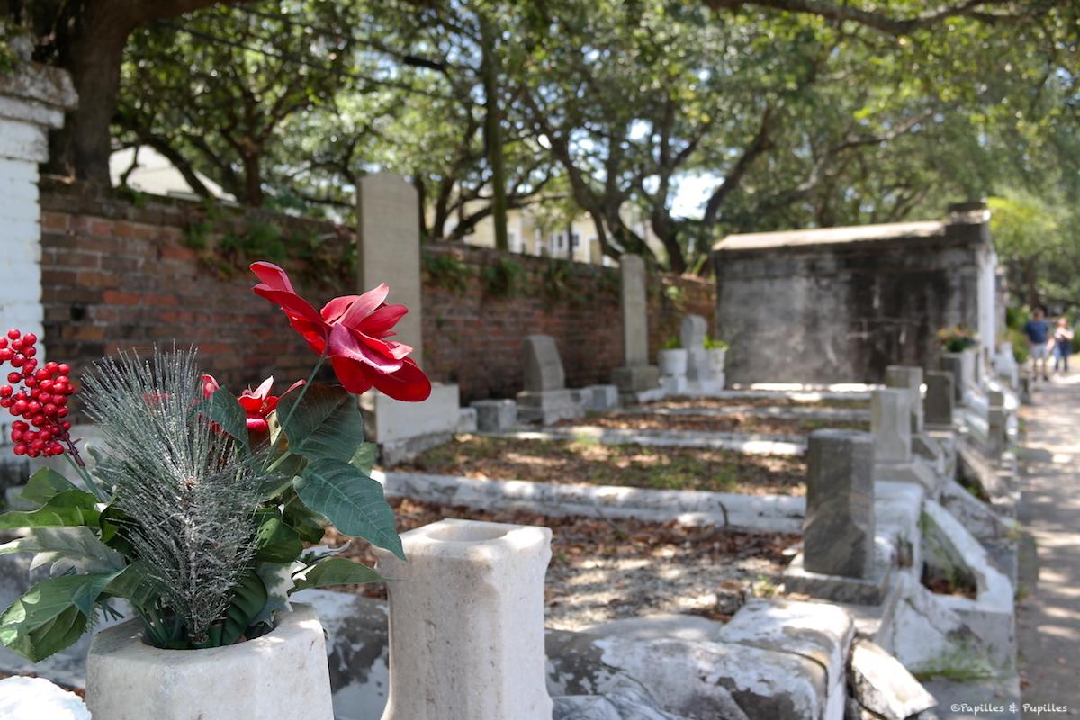 Cimetière Lafayette - Nouvelle Orléans