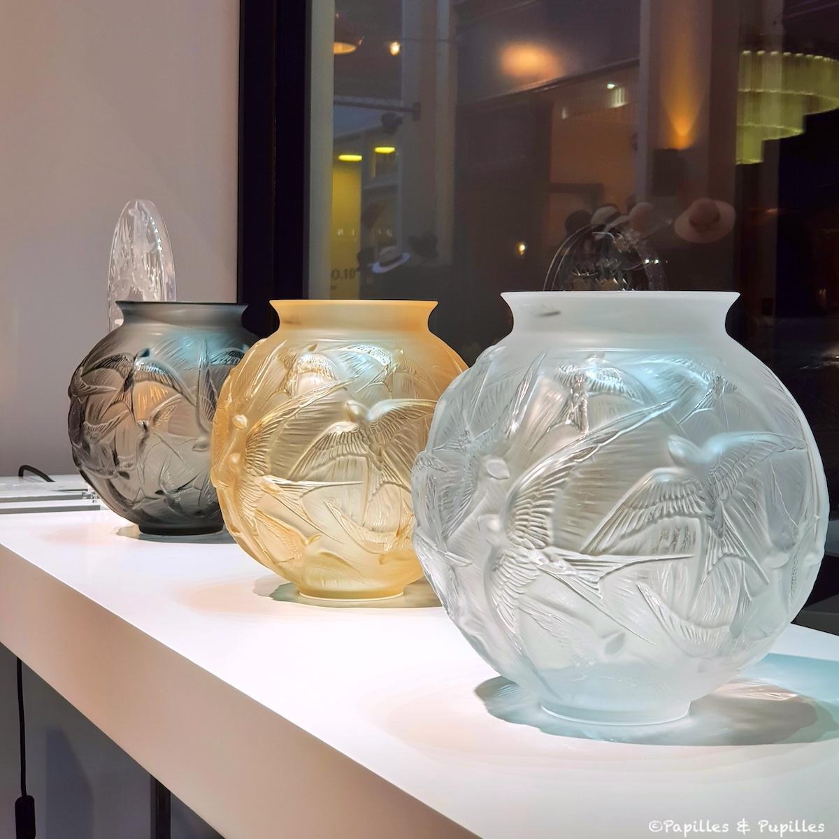 Lalique. boutique Bordeaux