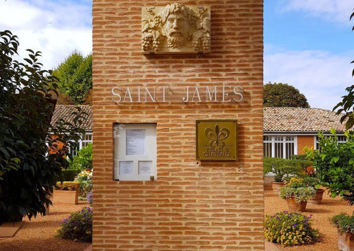 Le Saint James Bouliac
