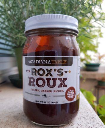 Roux brun