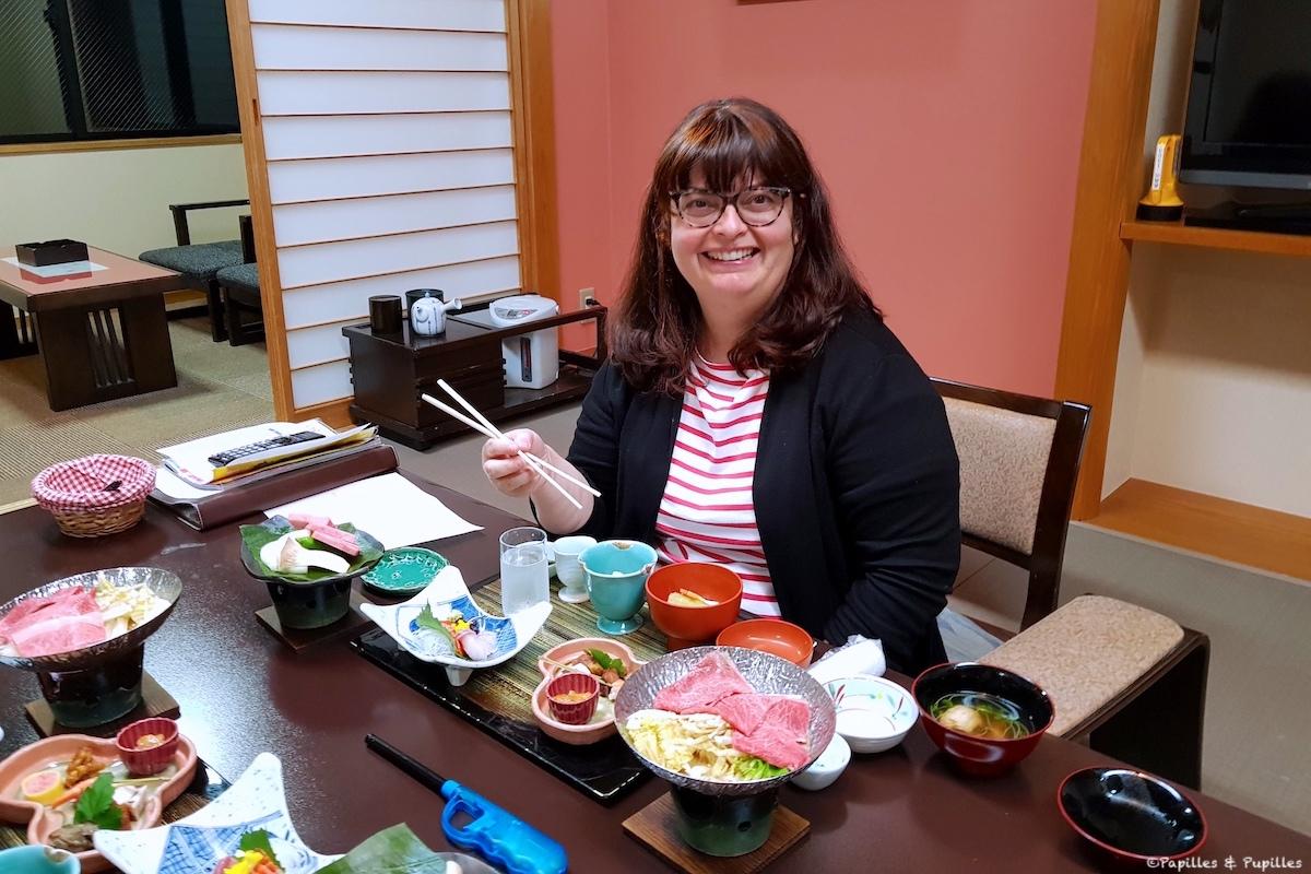 A la découverte de la cuisine Kaiseki