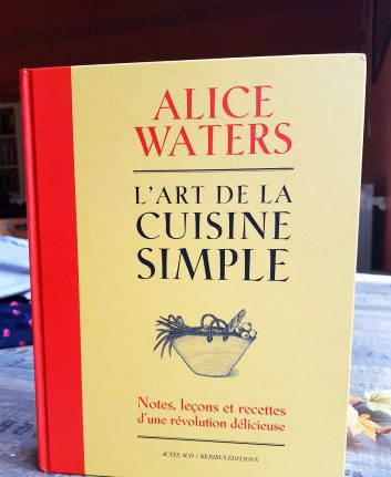 Alice Water - L'ARt de la cuisine simple