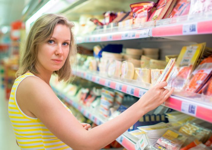 Au supermarché ©Dmitri Ma shutterstock