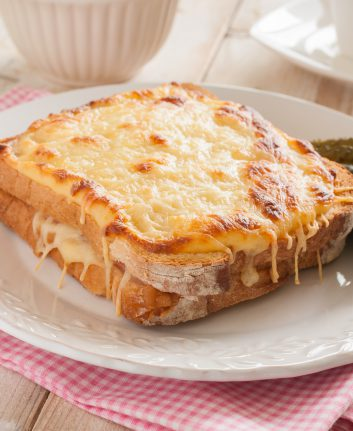 Croque Monsieur ©D. Pimborough shutterstock