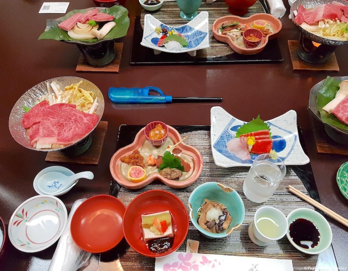 Cuisine Kaseki