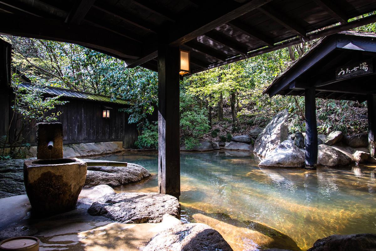 Onsen - Japon ©dryadphotos shutterstock