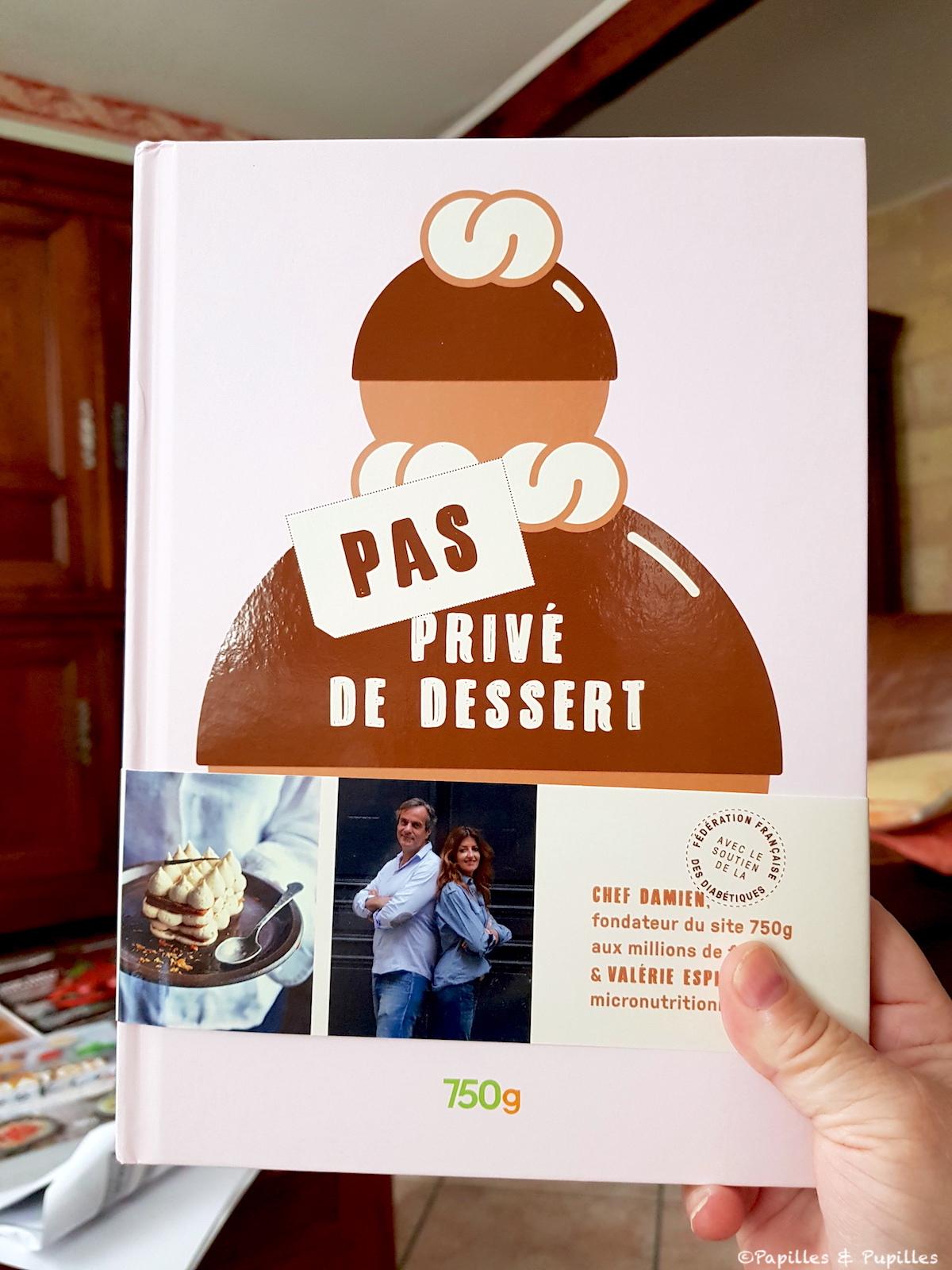 Pas privé de dessert