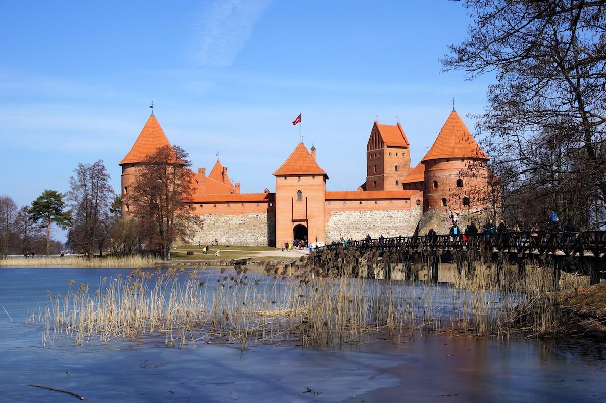 Château de Trakai ©Loreta Raugalaitė