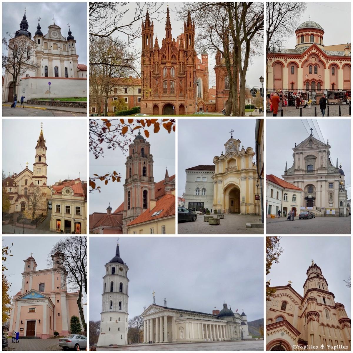 Eglises Vilnius