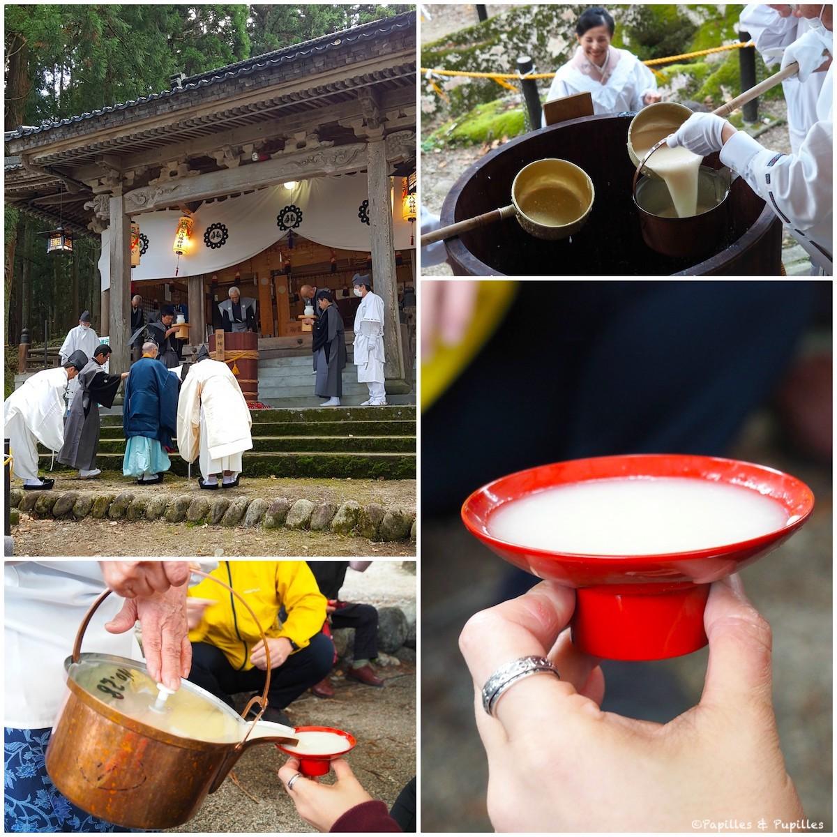 Fête du saké nouveau