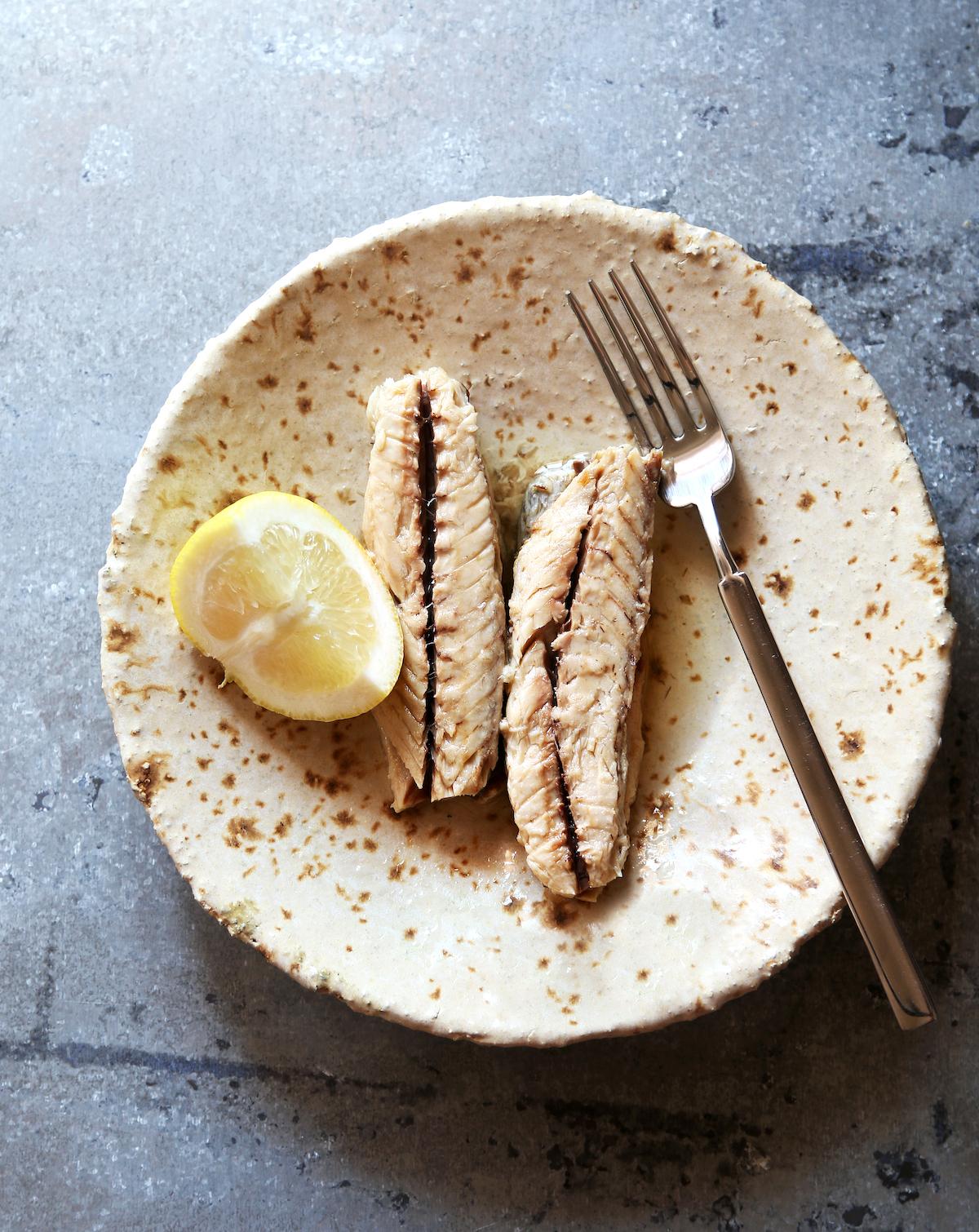 Filets de maquereaux dans une assiette ©thefoodphotographer shutterstock
