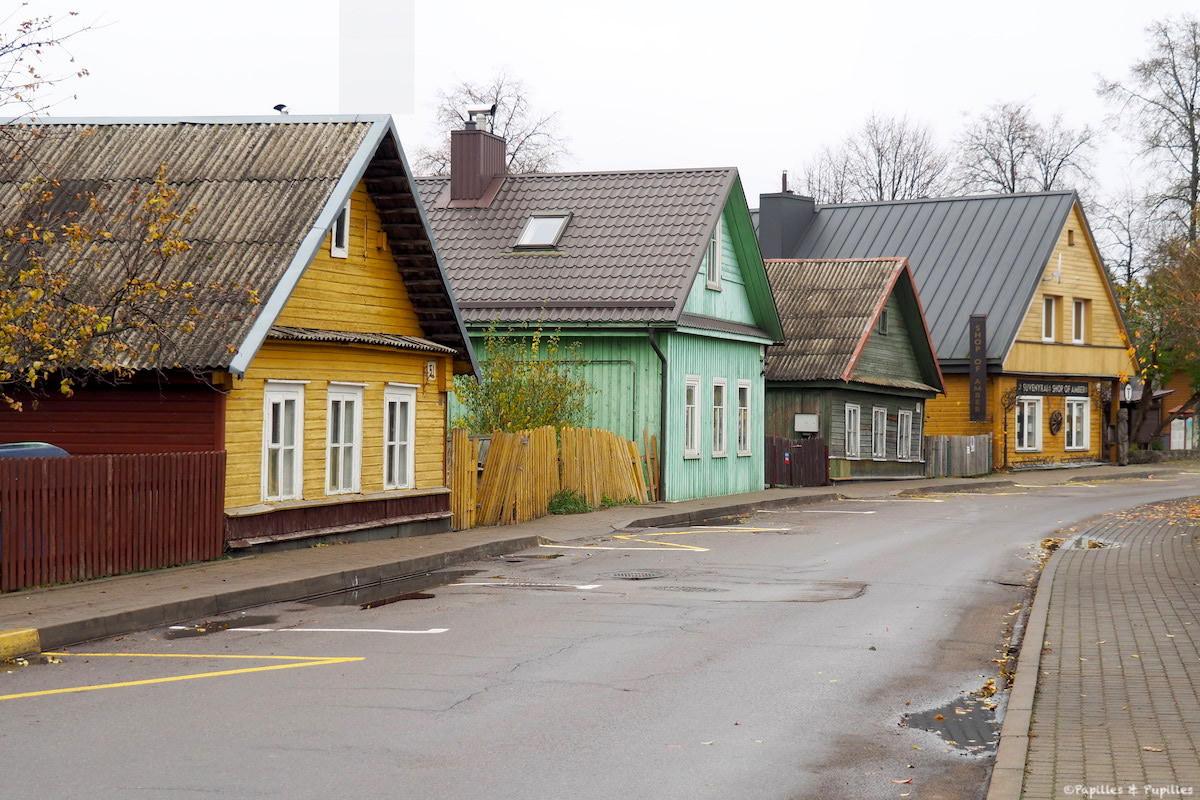 Maisons Karaïtes