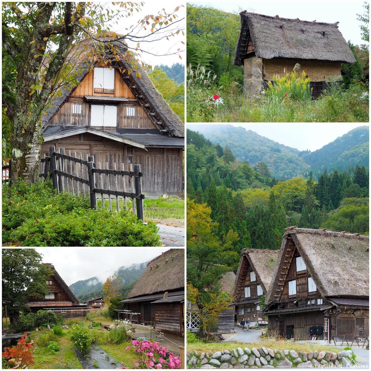 Maisons Shirakawa