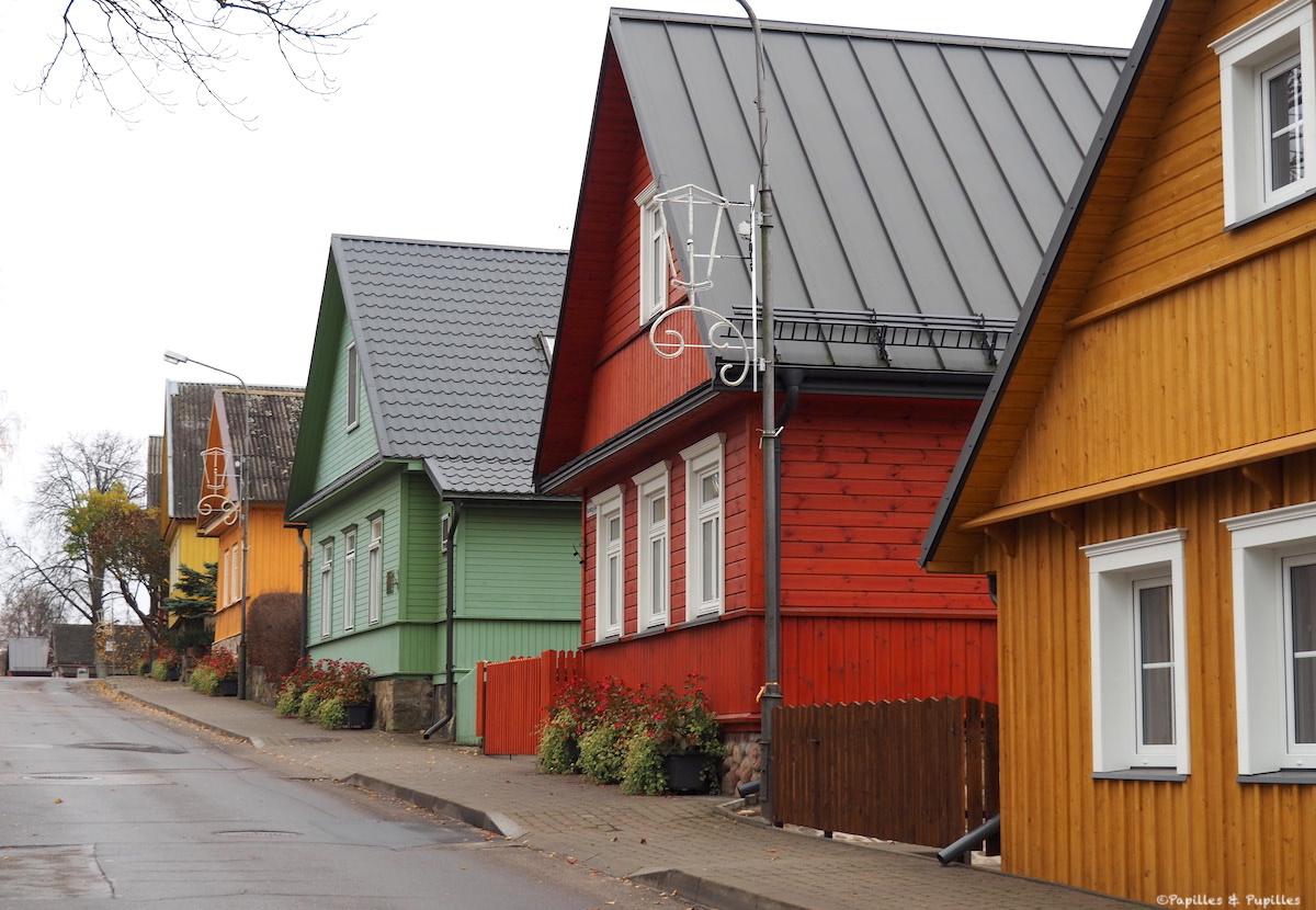 Maisons Trakai