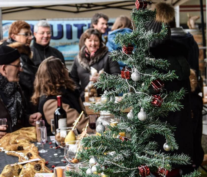 Marché de Noël - Nérigean