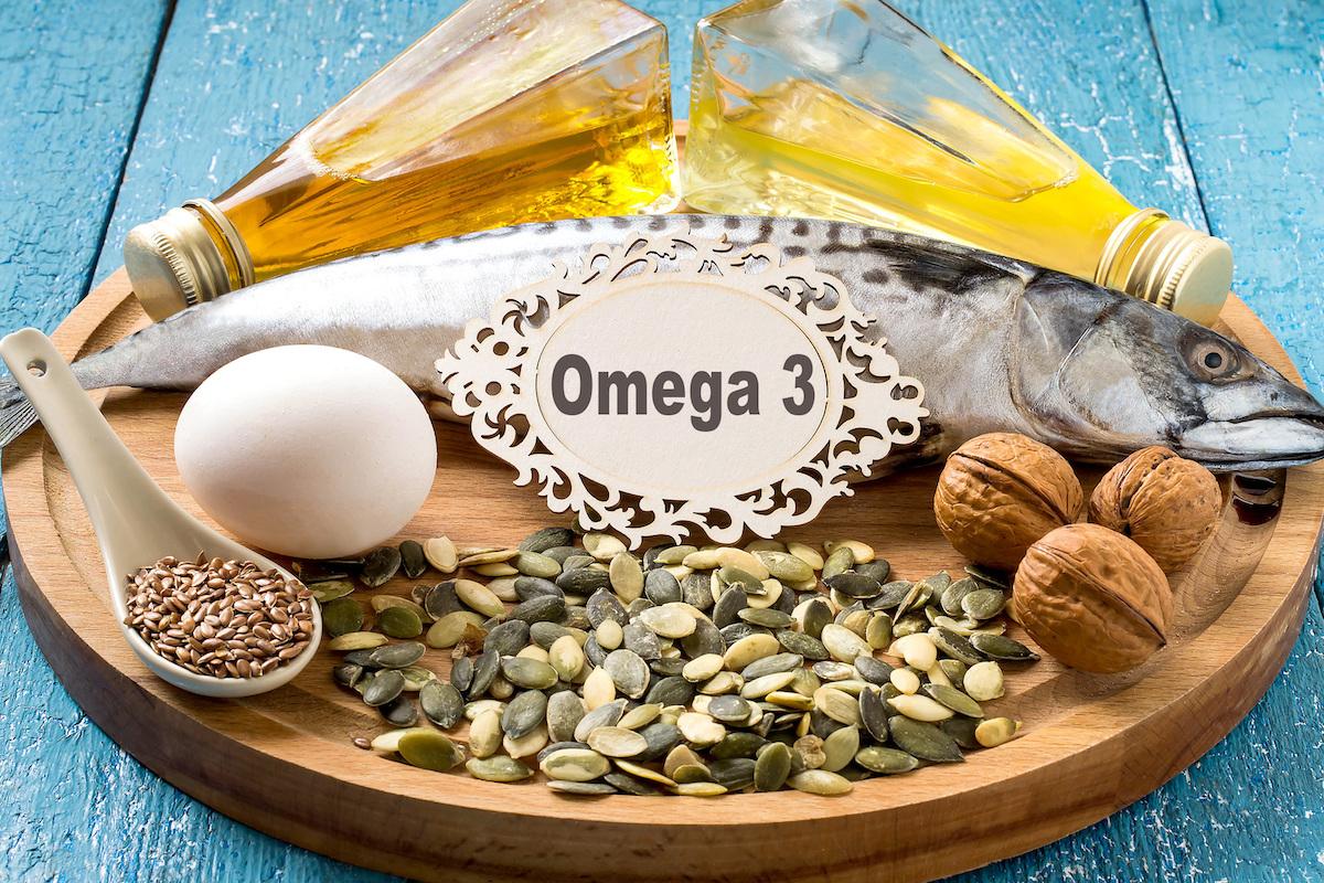 Omega 3 © 13Smile shutterstock