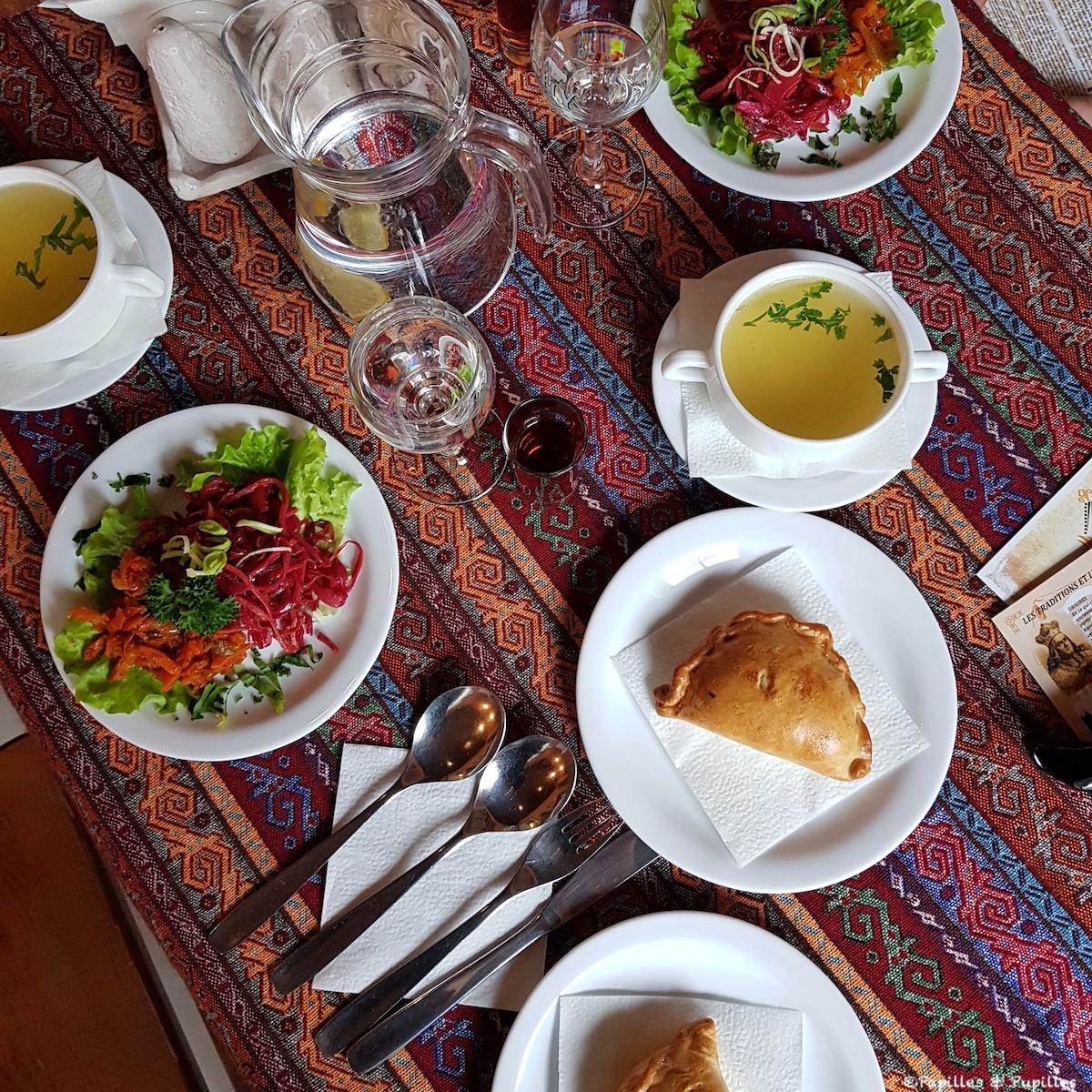 Restaurant Kybylnlar - Trakai